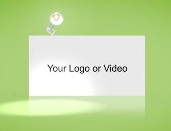 3d Lamp Logo Opener