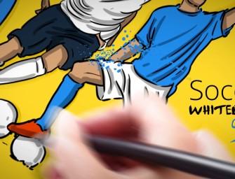 Soccer Whiteboard Opener