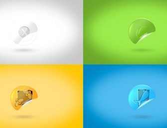 Shiny Simple Logo Reveal